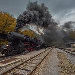 [Peter Balantič] Muzejska lokomotiva