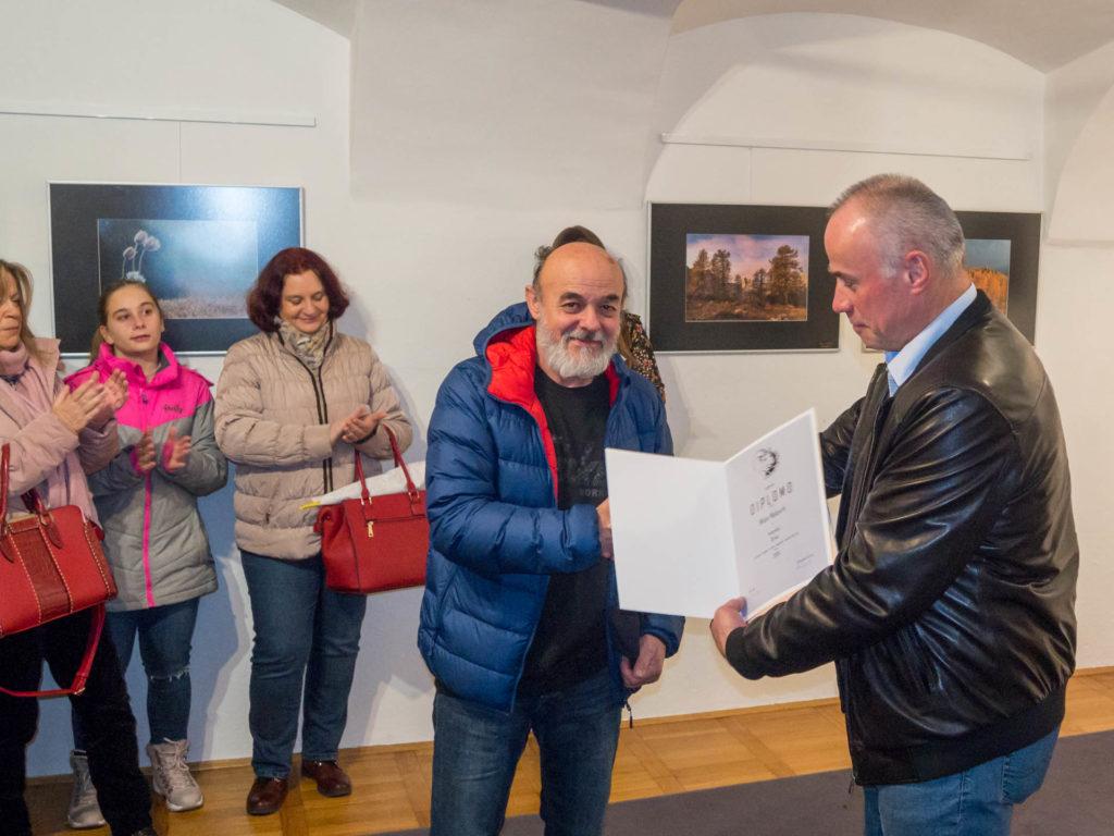 Dušan Podrekar-Pregledna 2019